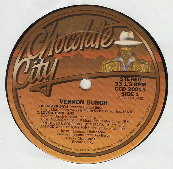Vernon Burch Records Lps Vinyl And Cds Musicstack