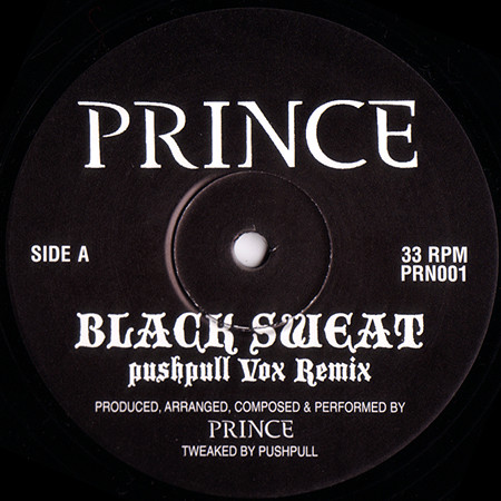 Prince - Black Sweat EP