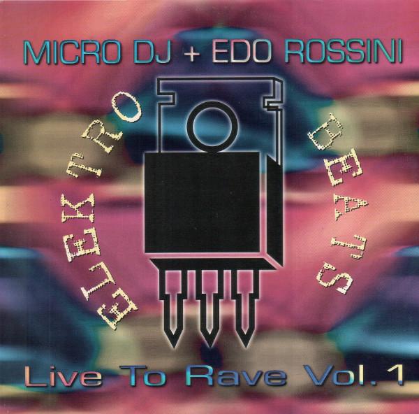 Micro DJ & Edo Rossini - Fruit Of The Loops E.P.