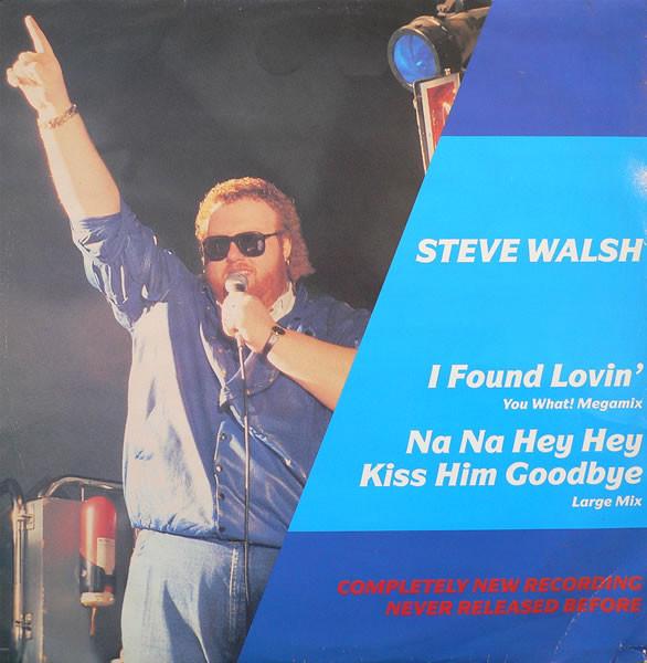 Steve Walsh - I Found Lovin'