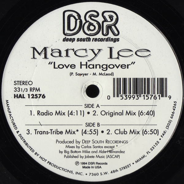 Marcy Lee - Fever