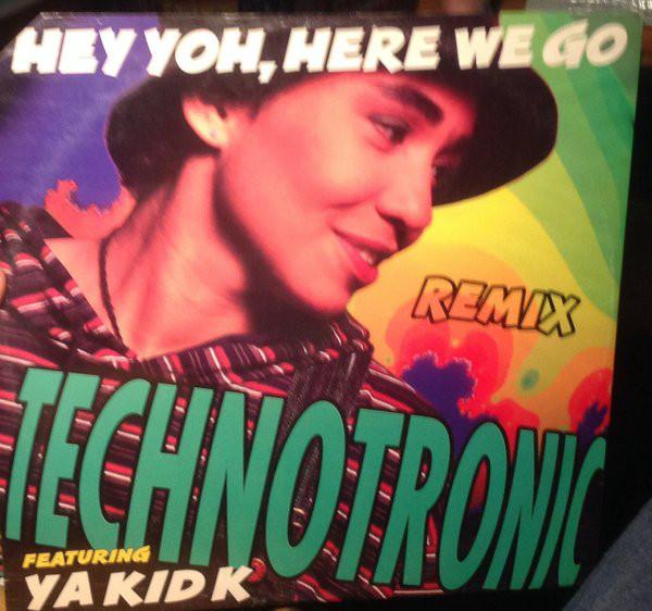 Technotronic - Hey Yoh, Here We Go (remix)