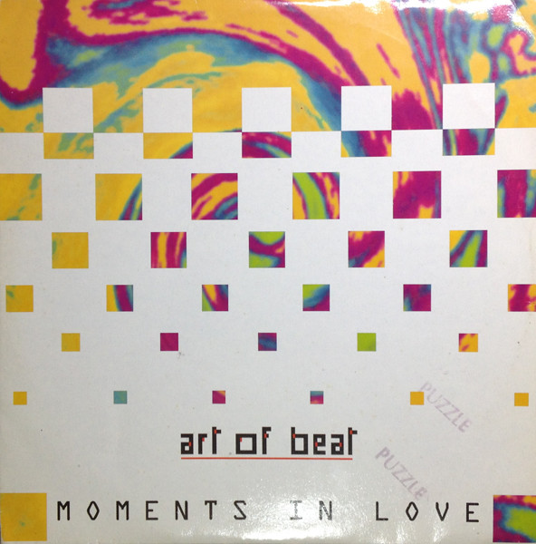 Art Of Beat - Moments In Love Record