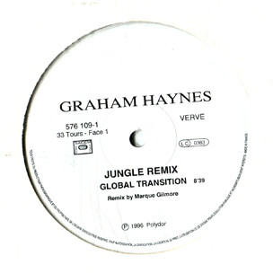 Graham Haynes / Hardedge - Within An Inch Of Its Life