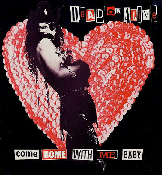 Dead Or Alive - Come Home With Me Baby (1989, Vinyl) | Discogs