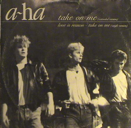a-ha take on me (extended version)
