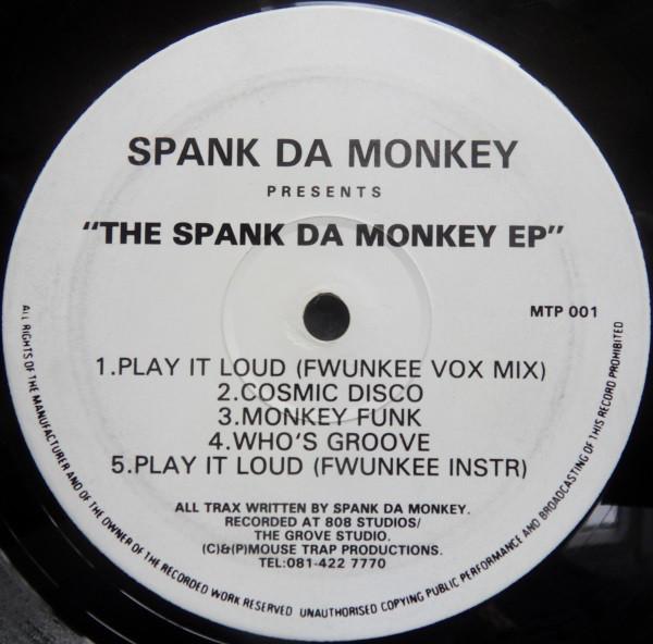 Spank the monkey dvd