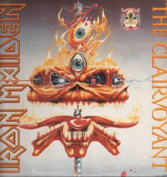iron maiden the clairvoyant - infinite dreams